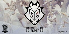 Worlds 2019 : G2 Esports qualifiée au points