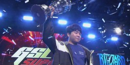 GSL Super Tournament : Dark champion