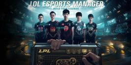 League of Legends: Esports Manager approuvé par le gouvernement chinois