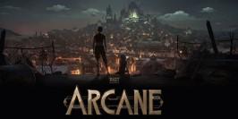 Bande annonce de la série animée Arcane