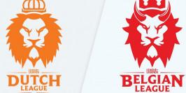 Nouvelles ligues néerlandaise et belge, les participants
