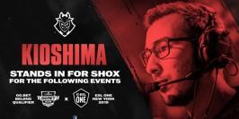 kioShiMa rejoint G2 Esports
