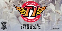 Worlds 2019 : Faker et SKT T1 retrouvent leur chemin
