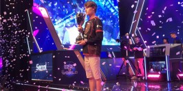 GSL vs the World : Serral champion