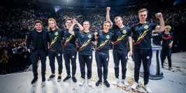 Worlds 2019 : G2 Esports, objectif Grand Chelem