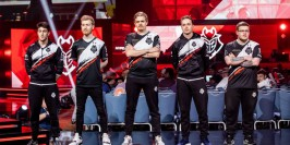 Le règne de G2 a pris fin au Six Major