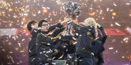 Worlds 2019 : les FunPlus Phoenix champions du monde !