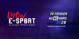 La Lyon e-Sport 2020 annoncée !