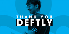 Mercato LoL : Deftly quitte Cloud9