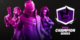 Fortnite Champion Series : suivi des finales