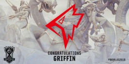 Worlds 2019 : Griffin obtient son invitation