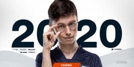 Mercato LoL : Caedrel prolonge avec EXCEL