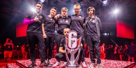 Les quatre aspects du Six Major Raleigh