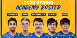 Mercato LoL : Golden Guardians dévoile son Academy