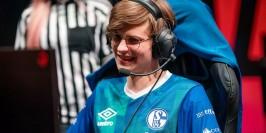 Mercato LoL : Upset quitte le FC Schalke 04