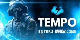Tempo Storm débarque en Rainbow Six Pro League