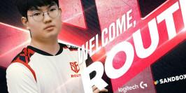Mercato LoL : Route quitte Jin Air pour SANDBOX
