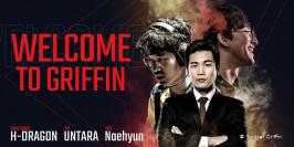 Mercato LoL : Naehyun et Untara rejoignent Griffin
