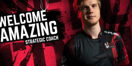 Mercato LoL : Amazing rejoint Misfits comme entraîneur