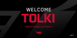 Mercato LoL : Tolki, un Français chez T1
