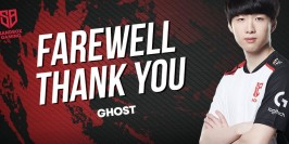 Mercato LoL : Ghost quitte également SANDBOX Gaming
