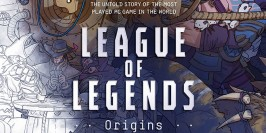 League of Legends Origins disponible sur Netflix