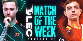 LEC : Fnatic - G2 Esports pour le match de la semaine