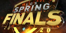 LCS : les finales du Spring Split se joueront online
