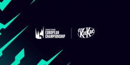 Le LEC saison 2020 sponsorisé par Kit Kat