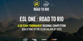 ESL One Road to Rio : le suivi complet
