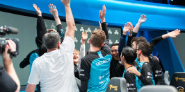 LCS : Cloud9 verrouille la première place