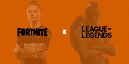 Du League of Legends dans Fortnite : le surprenant partenariat entre Epic Games et Riot Games