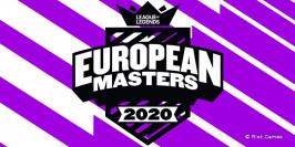 European Masters : le suivi du Summer Split