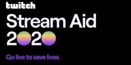 Twitch lance le Twitch Stream Aid 2020