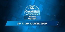 La Gamers Assembly organise une édition spéciale online !