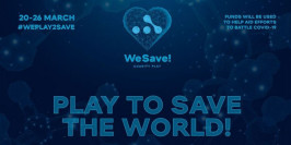 WeSave! Charity Play : toutes les informations