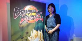 Hiroki Tomoko : « Créer un lien entre les fans d'esport et de Dragon Ball »