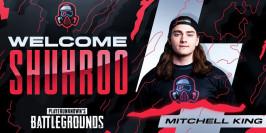 Riot Squad annonce le recrutement de Shuhroo