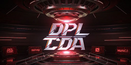 DPL-CDA : EHOME champion
