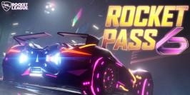 Le Rocket Pass 6 diponible aujourd'hui