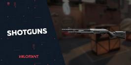 Présentation des shotguns dans Valorant