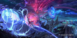 Une nouvelle saison arrive sut Teamfight Tactics, Galaxies