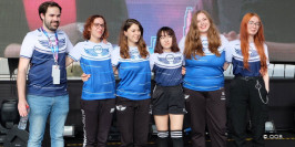 OOB championnes du monde au GIRLGAMER à Dubaï
