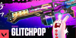 Les nouveaux skins Glitchpop seront disponibles en boutique demain
