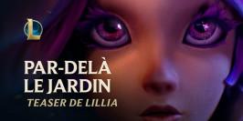Riot Games tease son nouveau champion, Lillia