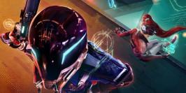 Trailer et gameplay d'Hyper Scape, le Battle Royale d'Ubisoft