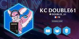 TFT Galaxies Championship : le titre pour KC Doouble