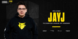 Mercato LoL : Dignitas recrute JayJ pour le Summer Split