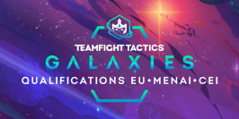 Les qualifications du TFT Galaxies Championship