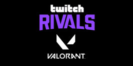 Toutes les infos du Twitch Rivals VALORANT Launch Showdown - Europe #1